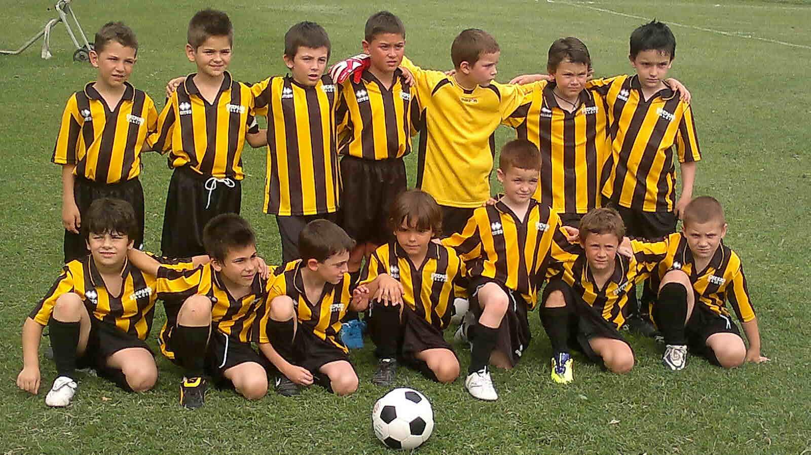 foto della squadra Euroghepard