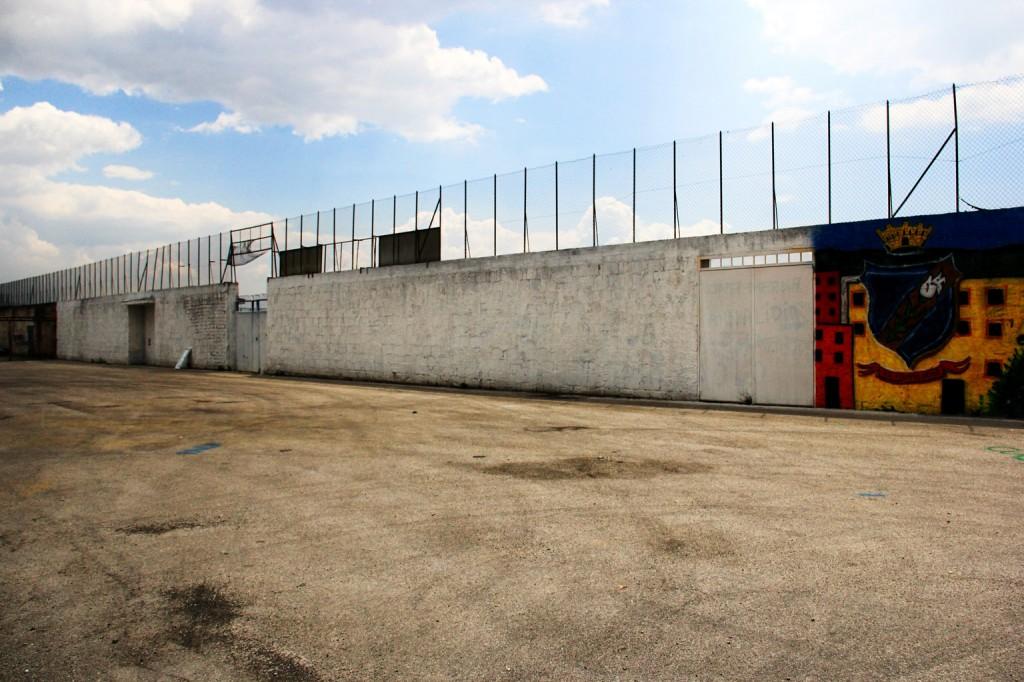 foto di Tyler Durdan - Stadio San Giuseppe Vesuviano (esterno)