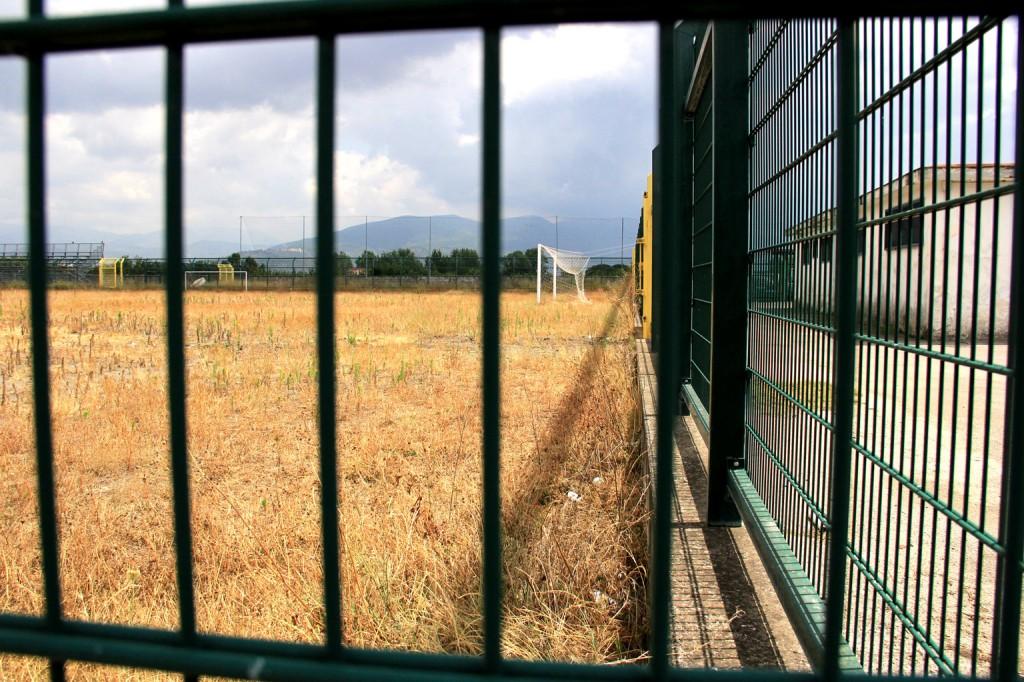 foto di Tyler Durdan - Stadio di San Giuseppe Vesuviano (gabbie)