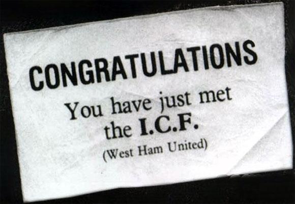 foto della calling card dell'ICF