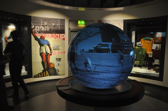 120817 National Football Museum Manchester