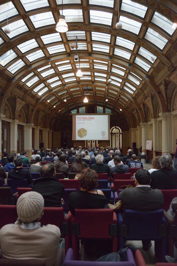 foto Conferenza al mattino - la sala