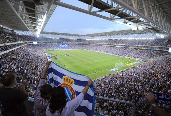 foto Stadio Cornellà el Prat