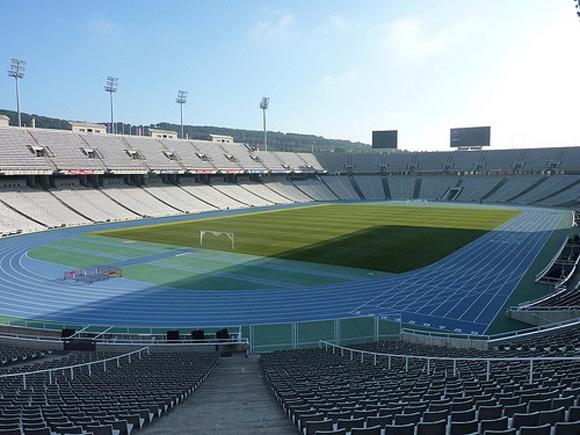 foto Stadio Olimpico Lluis Companys