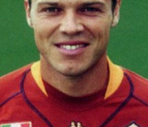Ivan Tomic - AS Roma 1999 - 16 (il numero di DDR oggi)