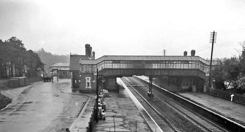 Boscombe railway station