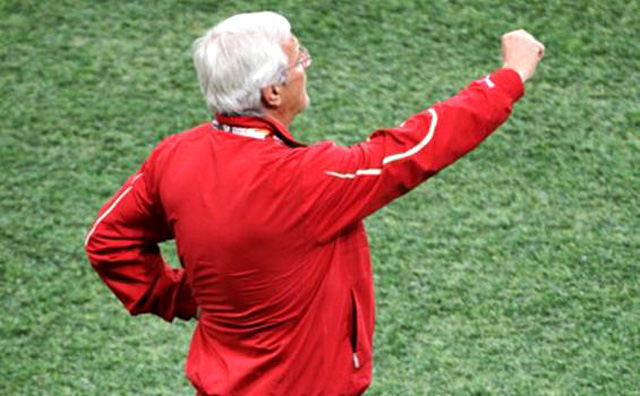 Marcello Lippi in Cina