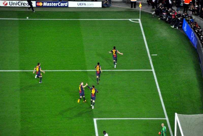 Il Barça da vicino - Alessandro Gori