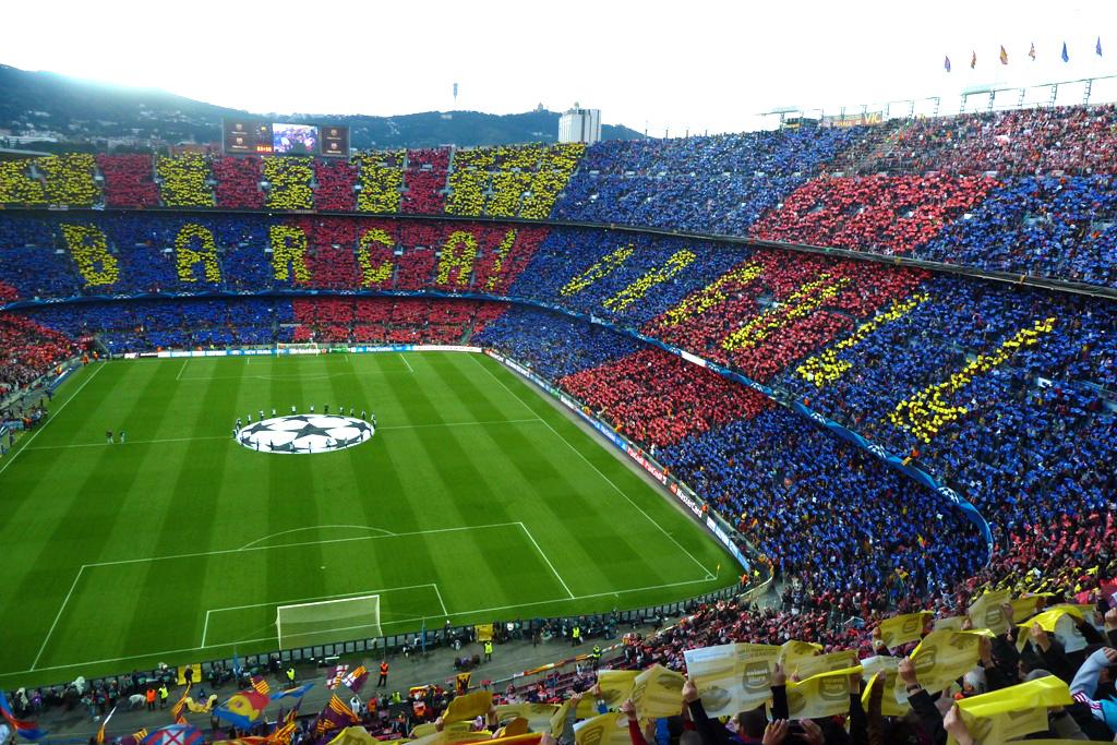 ©Gori - Barça-Bayern Camp Nou