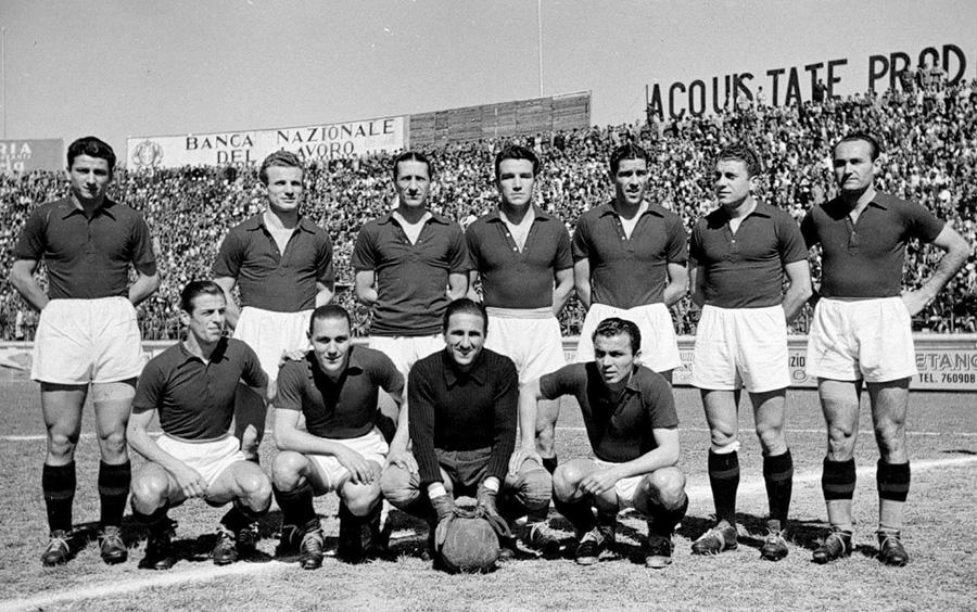 foto Grande Torino 1942-43