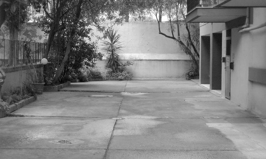 foto Il cortile