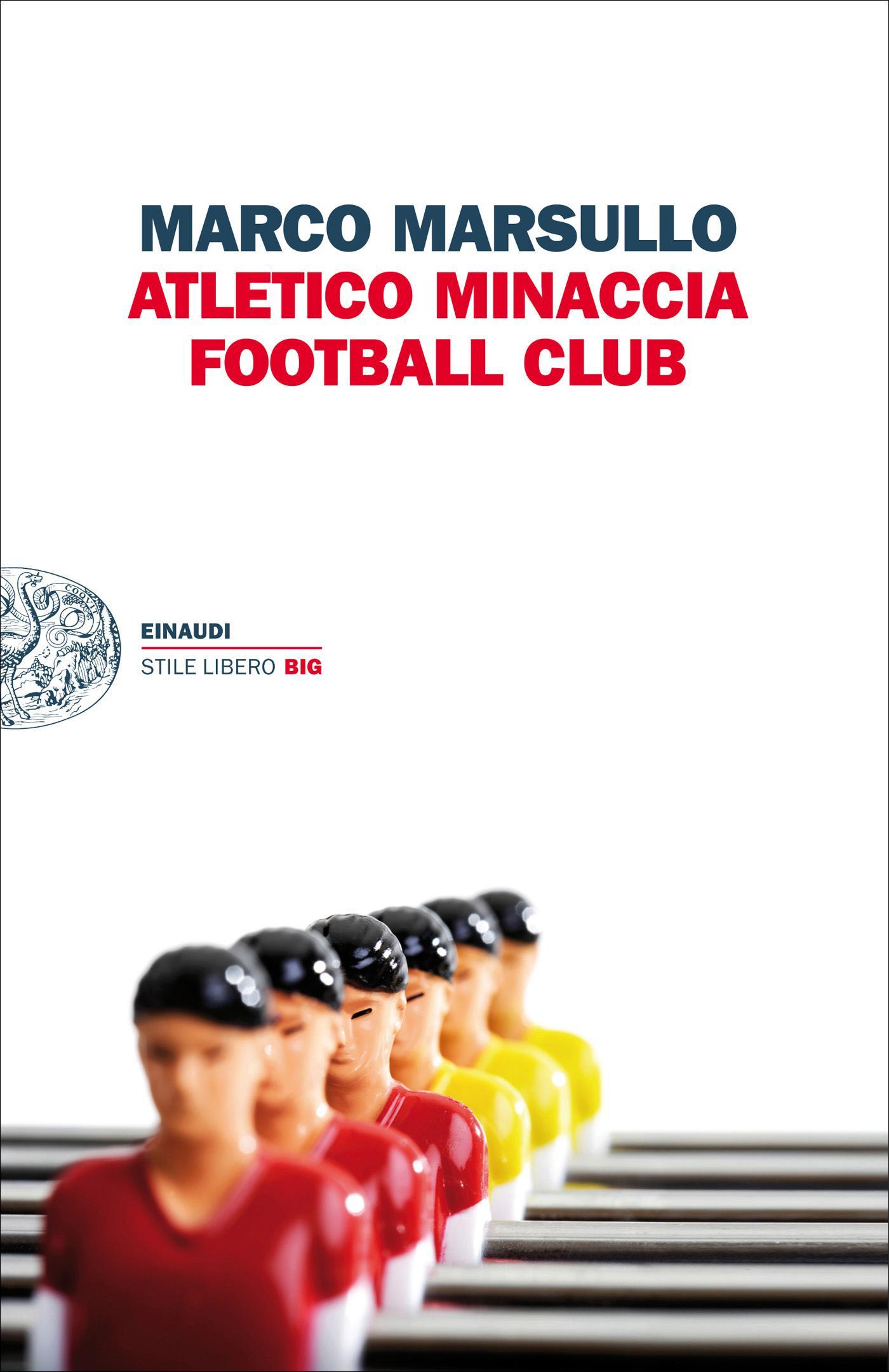 copertina di Atletico Minaccia Football Club