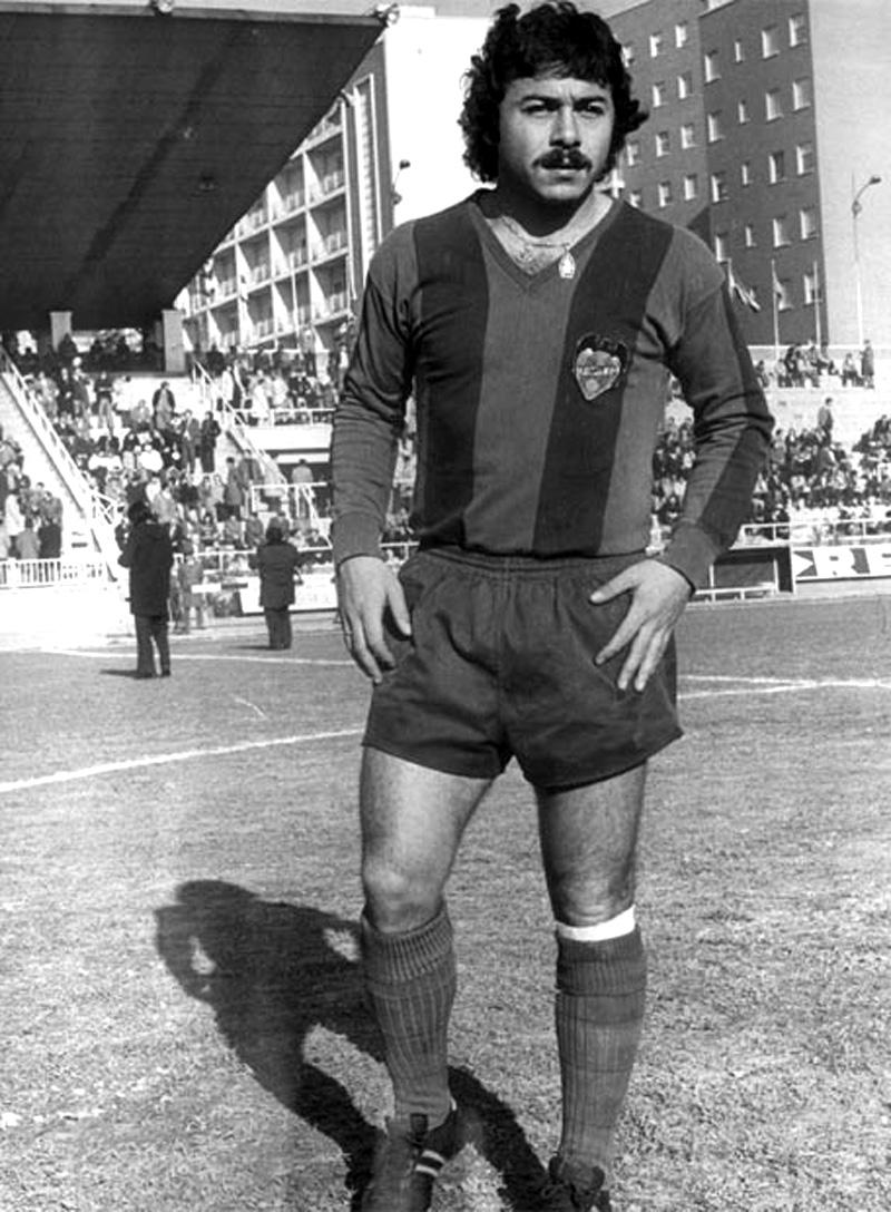 Carlos Caszely nel Levante
