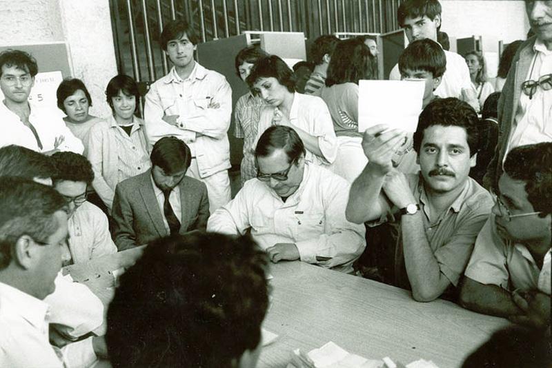 Cile - referendum 1988