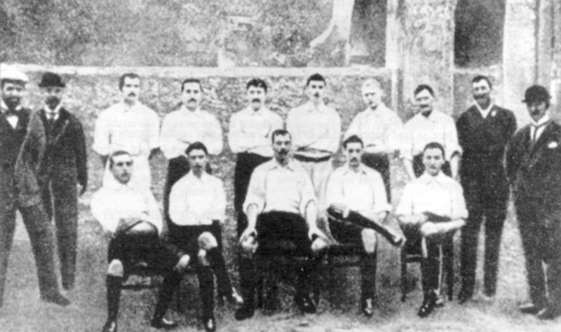 Genoa CFC 1983