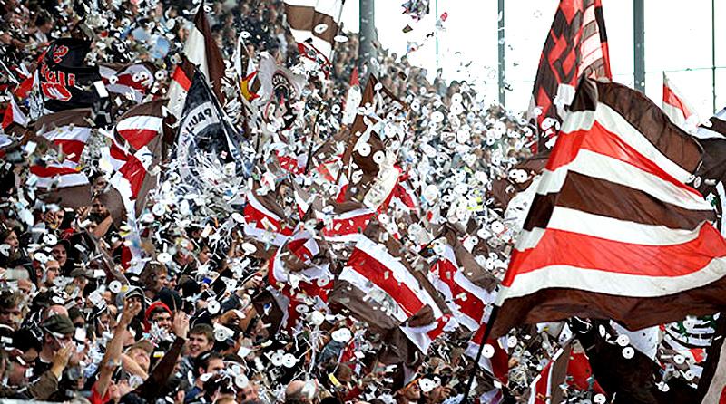 foto St Pauli supporters