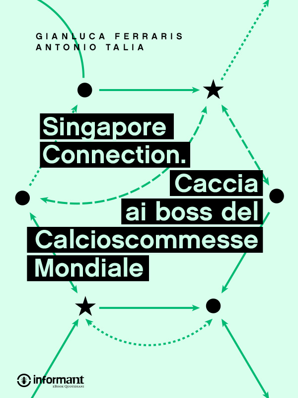 Singapore Connection, copertina