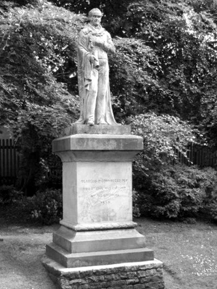 Statua di Feargus O'Connor
