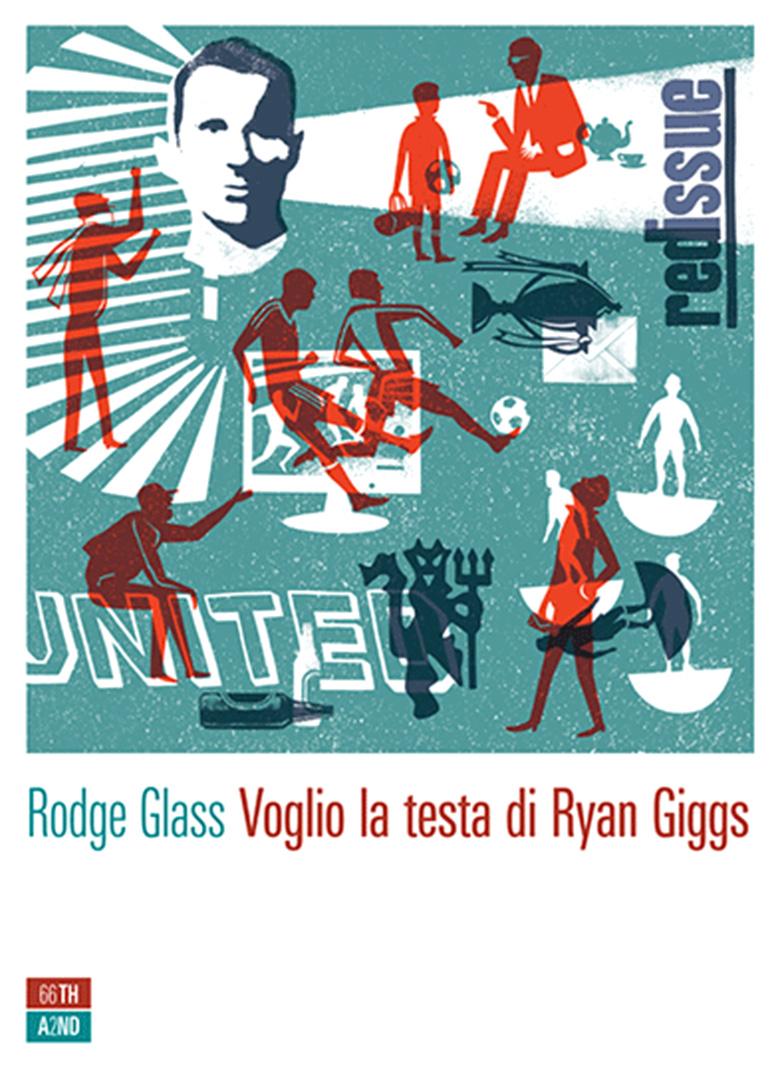 Copertina di Voglio la testa di Ryan Giggs