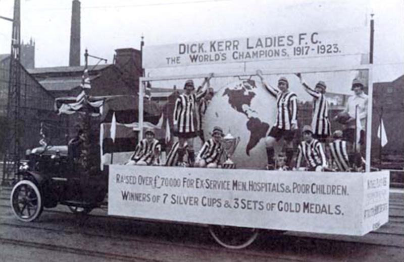 1923, promo sul camioncino