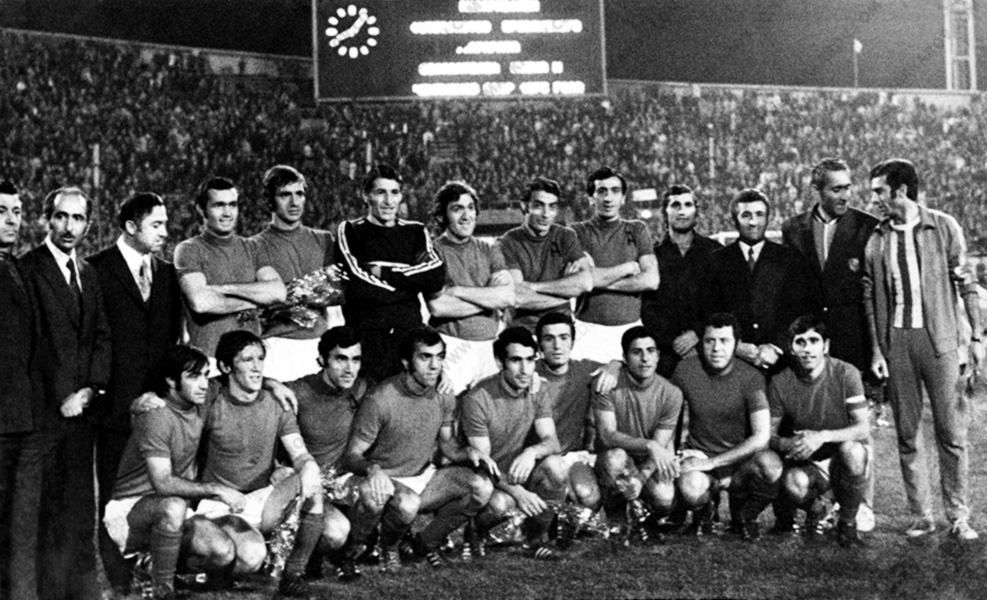 Ararat, vincitore della Coppa dell'URSS 1973