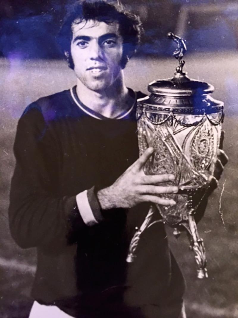 Levon Arutyunovich Ishtoyan, Coppa URSS 1973